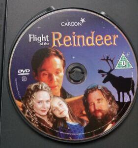 FLIGHT OF THE REINDEER *DISC ONLY*(BEAU BRIDGES) UK Region 2 CHRISTMAS MOVIE DVD