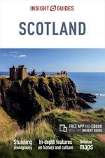 Insight Guides Scotland Free shipping NEW
