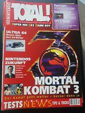 Total! Magazin  Ausgabe 7/1995 zum Auswählen Nintendo
