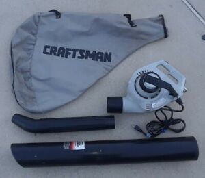 Craftsman Power Blower / Leaf Vacuum- Two Speed