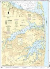 NOAA Chart Navesink And Shrewsbury Rivers 4th Edition 12325