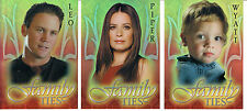 CHARMED CONNECTIONS SET OF 3 BOX LOADER CARDS