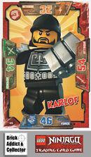 Lego ® Ninjago Carte Trading Card VF Français 2016 N°045