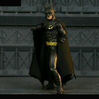 "NECA 1989 Batman Michael Keaton 25th Anniversary PVC Action Figure 7"" inch ##"