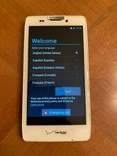Unlocked Motorola Droid RAZR HD 16GB XT926 WHITE - Verizon