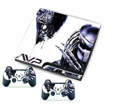 for PlayStation 3 PS3 Slim 2 Controller Awsome Custom Stickers Skins White HOT