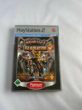 Ratchet Gladiator Sony Playstation 2 Insomniac Games Action Kampf Abenteuer