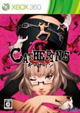 USED ​​xbox 360 ​​Catherine