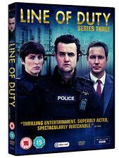 Line of Duty Series 3 DVD UK Region 2 Daniel Mays Vicky McClure