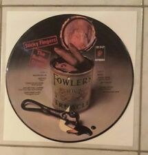 Rolling Stones Sticky Fingers Picture Vinyl