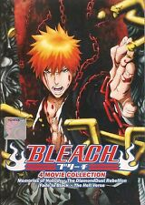 Bleach 4 Movie Collection with English Dubbed