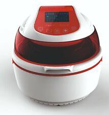 SIN ACEITE HIERBA GRASSI Freidora automatica 1400W Digital Multifuncional Horno