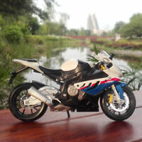 1/12 S1000RR Diecast Motorcycle Maisto Collection Vehicle Model Toy Gift