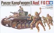 1/35 Tamiya Panzer Kampfwagen II F/G #35009