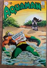 Aquaman #45 Silver Age 1969 in Vf to Nm Condition