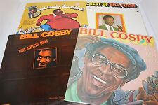 Bill Cosby LP Record Collection Fat Albert