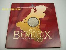 *** EURO KMS BENELUX 2004 BU Niederlande Belgien Luxemburg Coin Set Münzen ***