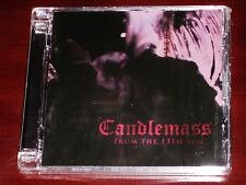Candlemass: From The 13th Sun CD 2008 Bonus Tracks Peaceville UK CDVILED218 NEW