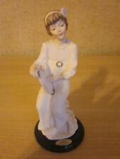 "1973 Giuseppe Armani Original Figurine #1428F ""Poetry"""