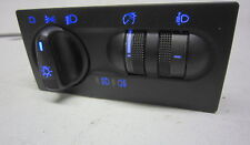 VW Golf 3 T4 Lichtschalter Schalter NSW NSL Blau Rot Weiß LED
