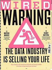 WIRED MAGAZINE NOVEMBER 2014 THE DATA INDUSTRY IS SELLING YOUR LIFE  POST FREE
