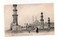 Ägypten - der Kairo - Gräber der Mamelucken und La Citadelle (J547)