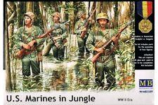MasterBox MB3589 1/35 U.S. Marines in Jungle