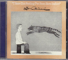 DOM MINASI - i have the feeling i've been here before CD japan edition