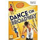 Dance on Broadway (Wii), Very Good Nintendo Wii, Nintendo Wii Video Games