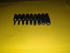 9x Torx Tamper Screwdriver Bits T8H T10H T15H T20H T25H T27H T30H T40H T45H