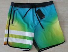 NWT! Hurley Phantom Julian Elite Swim Shorts sz 36
