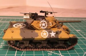 M10 tank destroyer 1944  scale 1/72