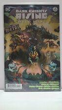 DC Comics Dark Knights Rising: The Wild Hunt #1 Holochrome
