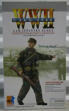 """DRAGON MODELS 1/6 SCALE  WWII GERMAN LAH INFANTRY SCOUT """"GERHARD HRACH"""""""