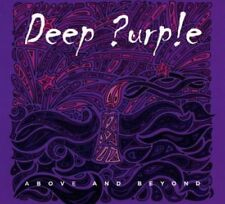 DEEP PURPLE - ´´ABOVE AND BEYOND´´ - RARE 4 TRACK DIGI MAXI CD 2013 (OOP)