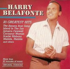 Harry Belafonte 20 greatest hits [CD]