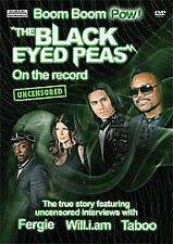 Black Eyed Peas - Boom Boom Pow! (DVD, 2010), NEW
