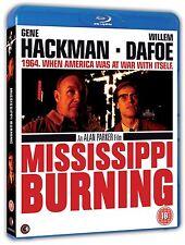 Mississippi Burning - Blu ray NEW & SEALED -  Gene Hackman, Willem Dafoe