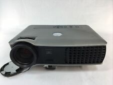 Dell 5100MP Home Theater 1080p HDMI Full HD Display Projector No Remote 797hrs