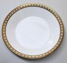 """Wedgwood Gold Ulander - 5"""" Fruit/Dessert bowl - black urn mark"""