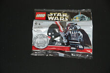 Lego Star Wars Figur Black Chrome Silver Darth Vader 4547551