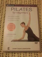 FITNESS DVD PILATES FOR BEGINNERS DELUXE DVD EDITION