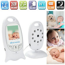 Digital Wireless Babyphone Kamera Video Nachtsicht LCD Monitor babyfone Farbe
