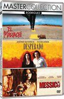 Desperado , El Mariachi , El Mexicano- Robert Rodriguez collection DVD- Espagnol
