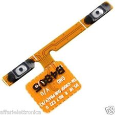FLAT Flex TASTI VOLUME LATERALI SWITCH per SAMSUNG GALAXY S5 NEO G903 G903F