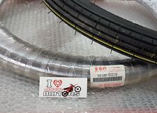 SUZUKI FA FA50 NEW GENUINE PAIR TIRES IRC  2.25-14 DOT1118