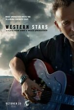 Western Stars movie poster  - 11 x 17 inches - Bruce Springsteen poster