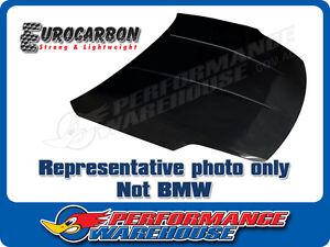 CARBON FIBRE HOOD BMW 3 SERIES 2006+ E90 4 DOOR OEM TYPE