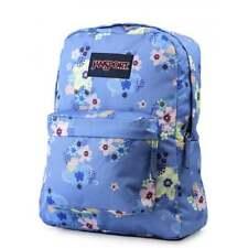 JANSPORT Superbreak Backpack - Artist Floral Schoolbag JS00T50148S