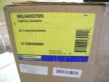 Square D 8903LG40V2CP92R6 Lighting Contactor, 30A - NEW